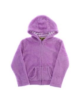 Dětská mikina Pidilidi fialové barvy