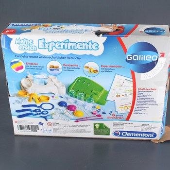 Clementoni Galileo Meine ersten Experimente