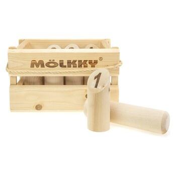 Hra s kolíky Tactic Molkky 52501