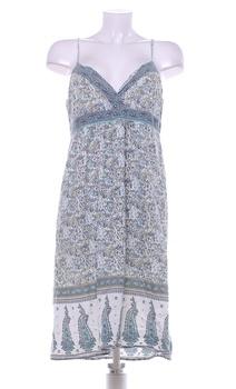 Dámské dlouhé šaty Vero Moda šedé