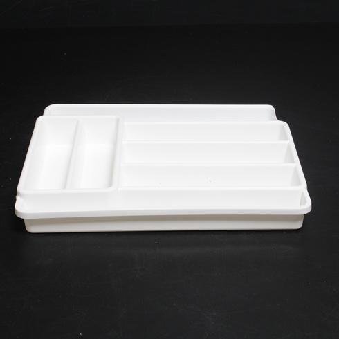 Příborník Sundis 7525002 bílý