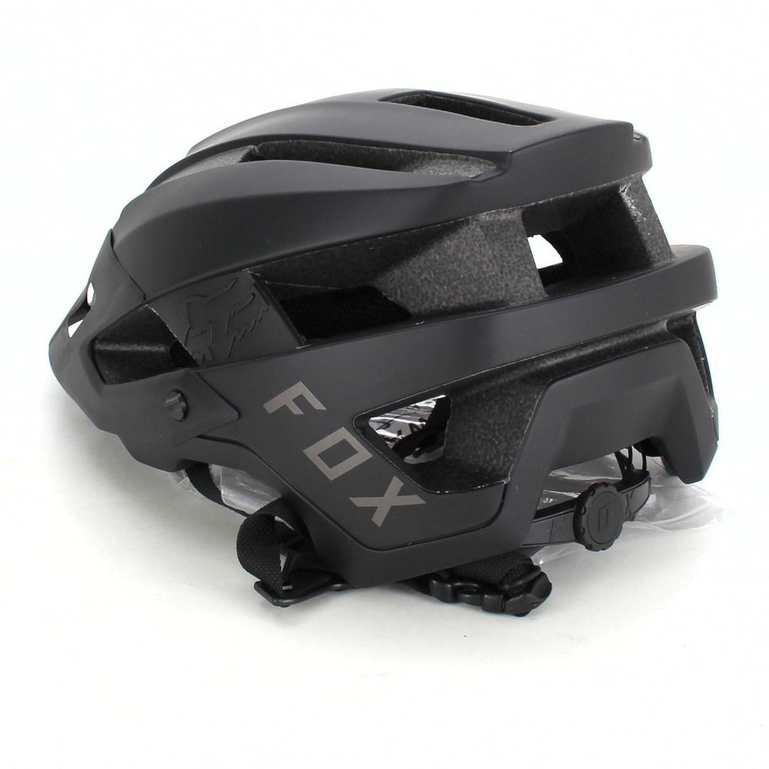 Cyklistická helma Fox černá