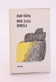 Kniha Josef Klíma: Moje zlatá řemesla