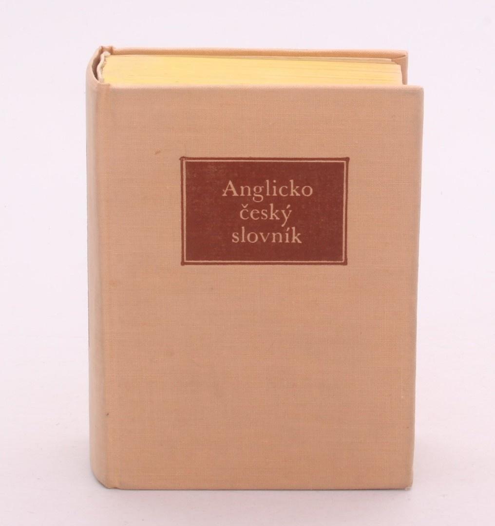 Velký anglicko český slovník
