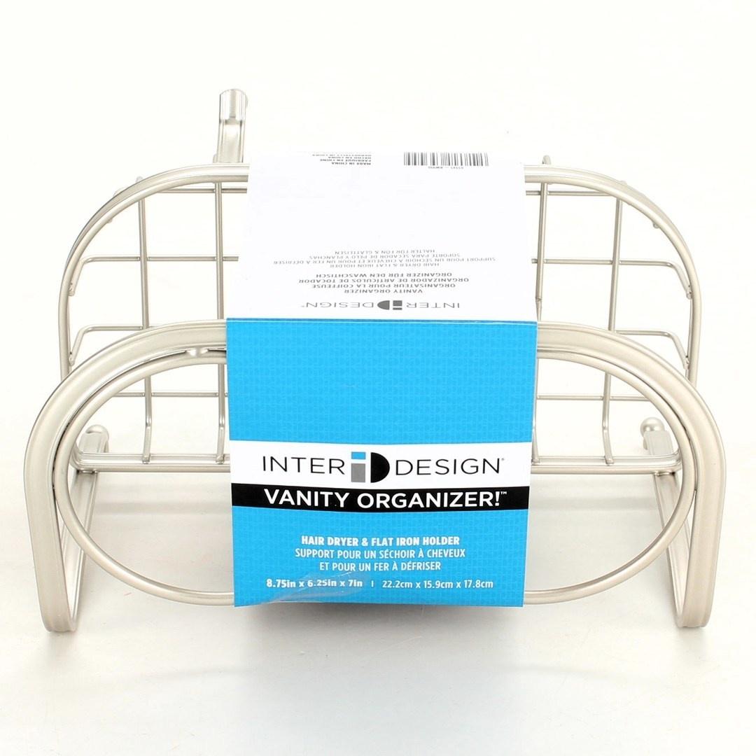 Koupelnový organizér Inter Design Vanity