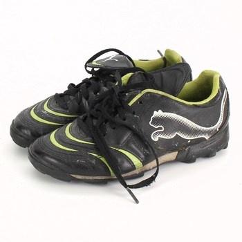 Chlapecké sálové boty Puma