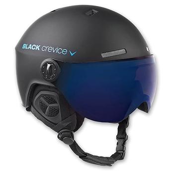 Lyžařská helma Black Crevice Gstaad