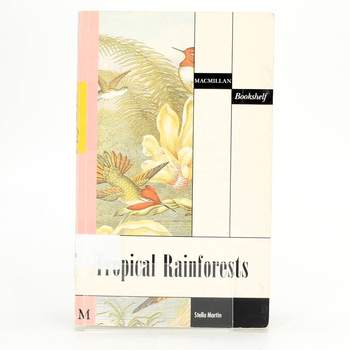 Kniha Tropical rainforests