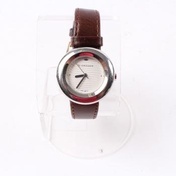 Dámské hodinky Giordano hnědý řemínek - bazar  fd1a936771