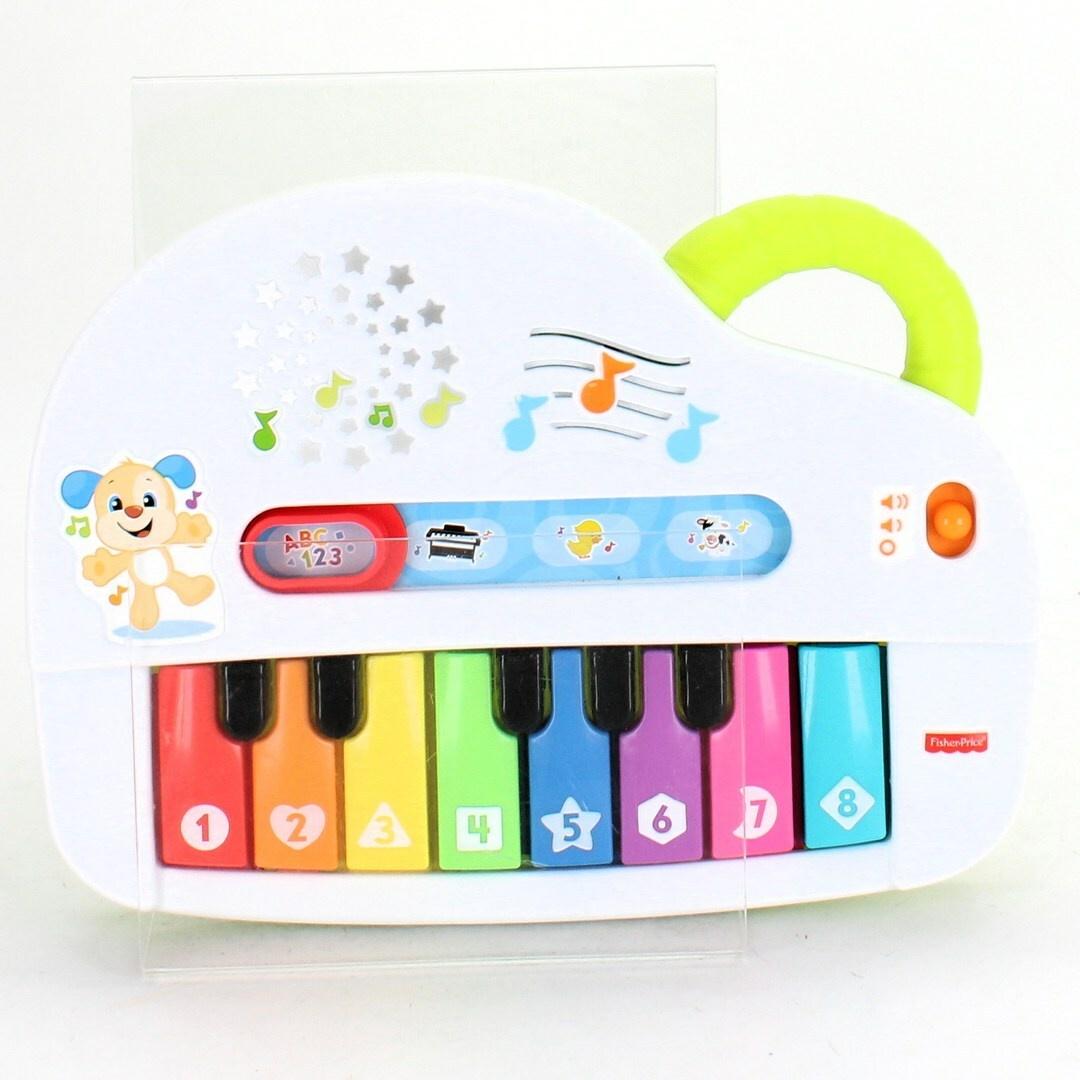 Piano Fisher-Price GFK03 pro nejmenší