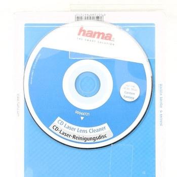 Čisticí disk pro CD/DVD Hama