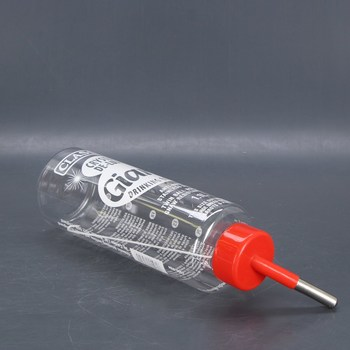 Pítko pro hlodavce Classic Crystal DE-LUXE