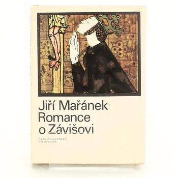 Jiří Mařánek: Romance o Závišovi