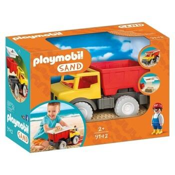 Sklápěč Playmobil Sand 9142