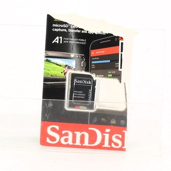 Paměťová karta Sandisk SDSQXBG-032