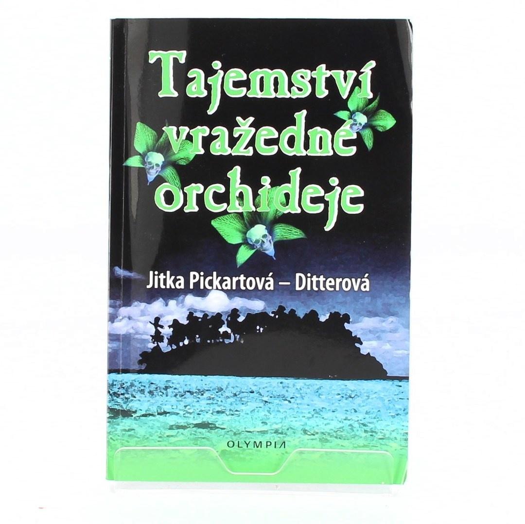 Kniha Tajemství vražedné orchideje