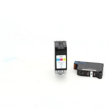 Alternativní kazeta H15 černá + H78 CMY
