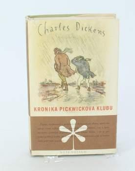 Kniha Charles Dickens: Kronika Pickwikova klubu ll
