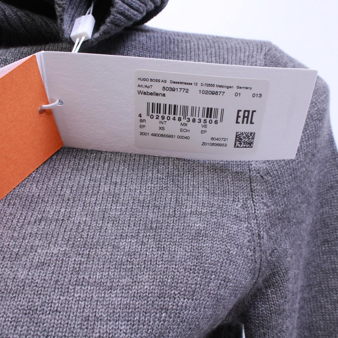 Dámské svetrové šaty Hugo Boss