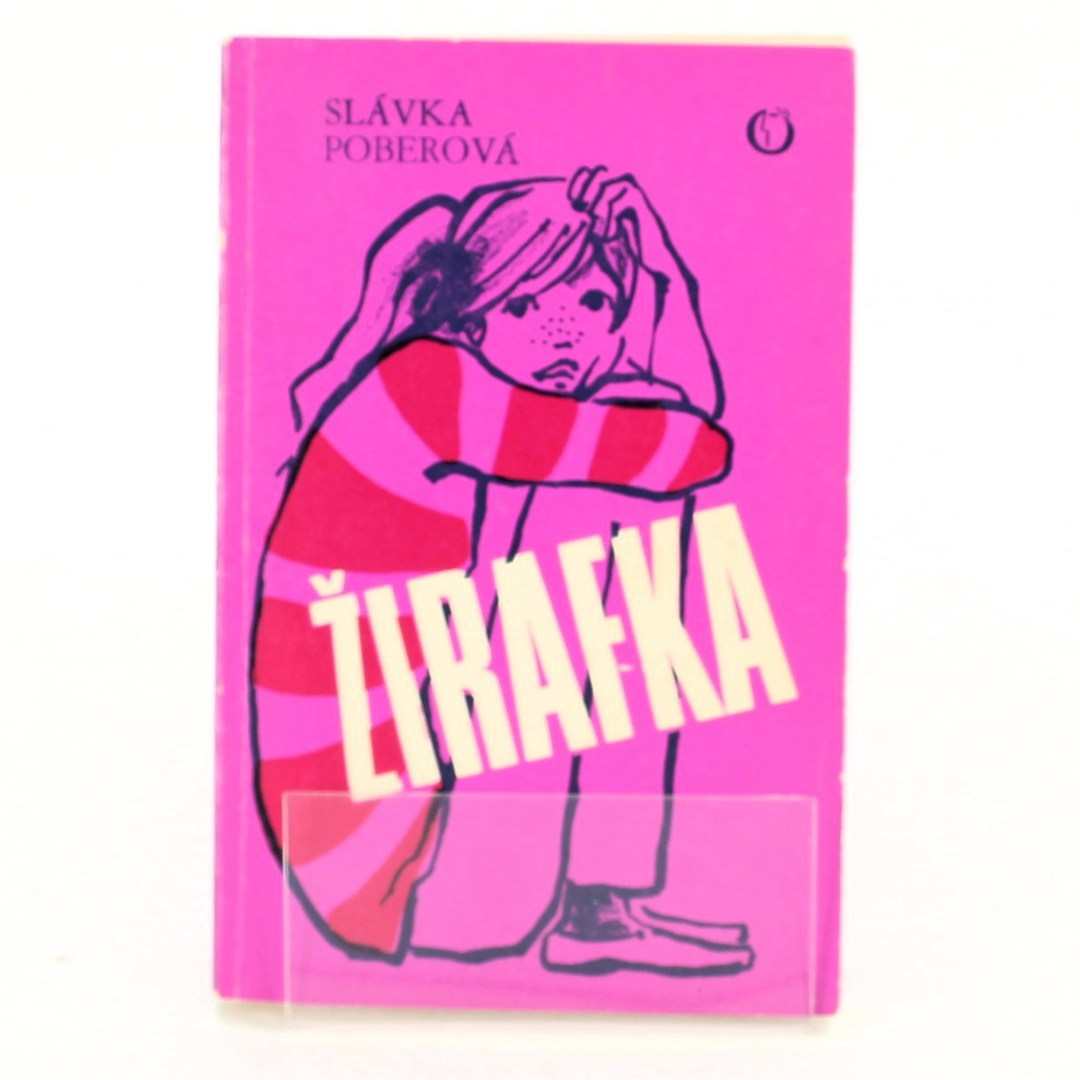 Kniha Slávka Poberová: Žirafka