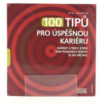 Kniha 100 tipů pro úspěšnou kariéru