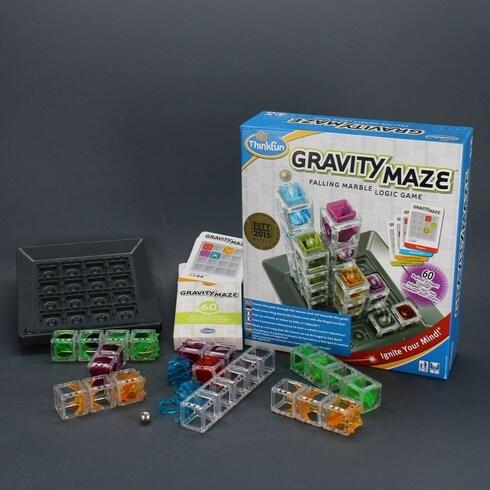 Logická hra Thinkfun Gravity Maze