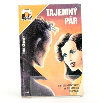 Peter Cheyney: Tajemný pár