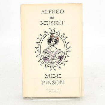 Alfred de Musset: Mimi Pinson