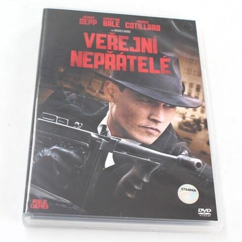 DVD film Veřejní nepřátelé