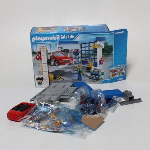 Stavebnice Playmobil 70202 Car Garage