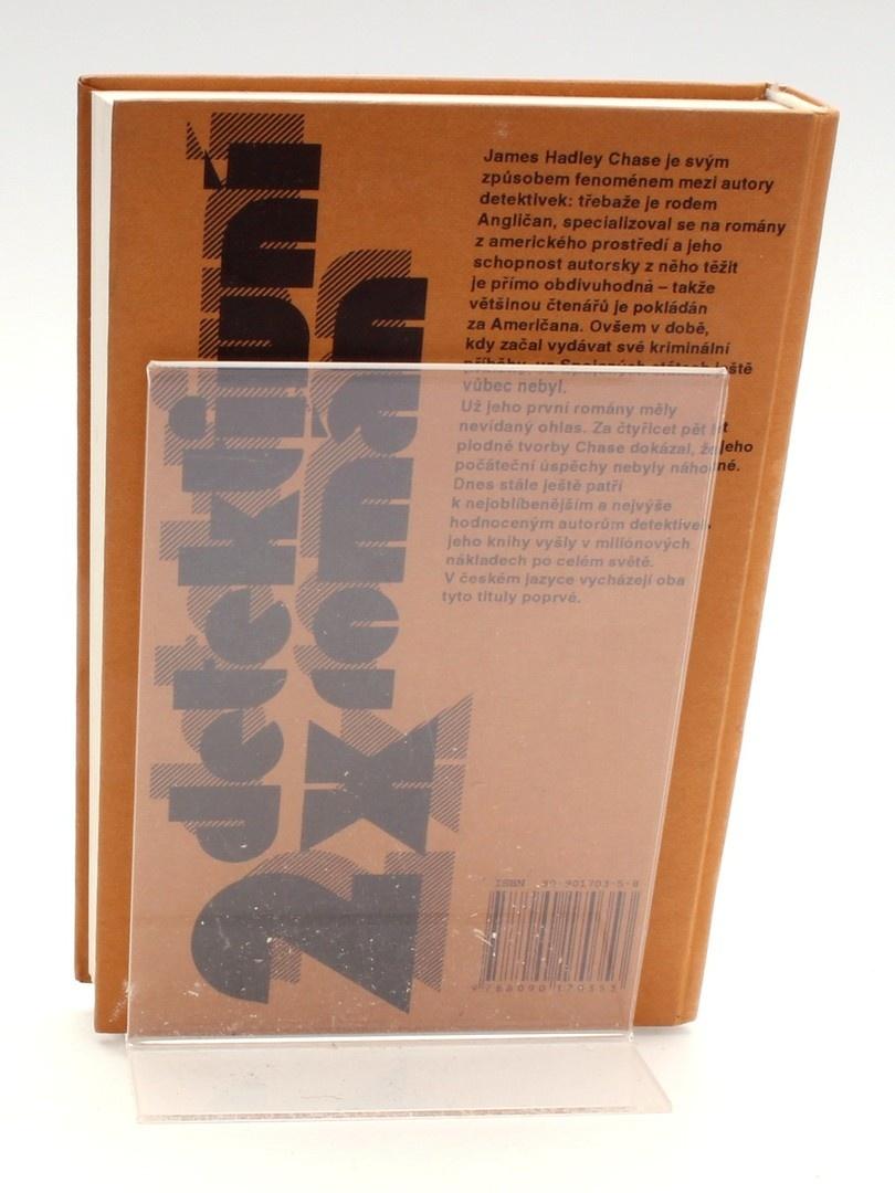 Kniha J. Chase: Léčba šokem