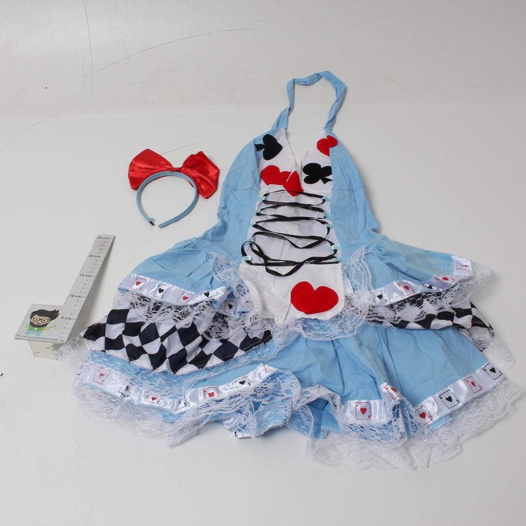 Karnevalový kostým Fever Miss Wonderland