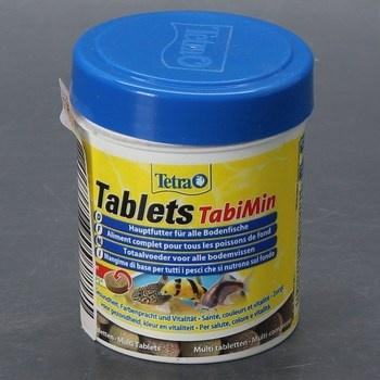 Krmivo pro ryby Tetra TabiMin