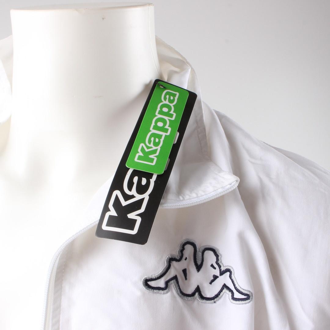 Original sale kostenloser Versand Pánská bunda Kappa Freizeitanzug bílá - bazar | OdKarla.cz
