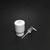 Dávkovač mýdla Wenko bílé barvy
