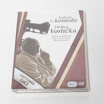 DVD filmy Nejlepší komedie Václava Vorlíčka