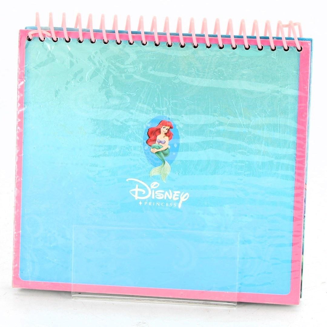 Kniha Disney: The little Mermaid
