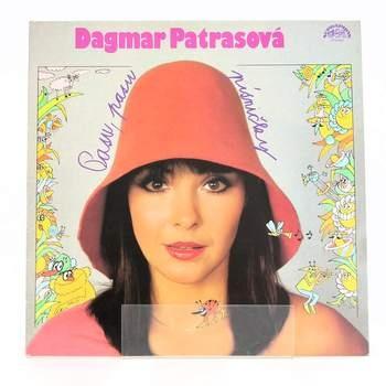 LP Dagmar Patrasová: Pasu, pasu písničky