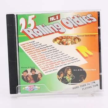 CD 25 Rolling Oldies Vol. 8