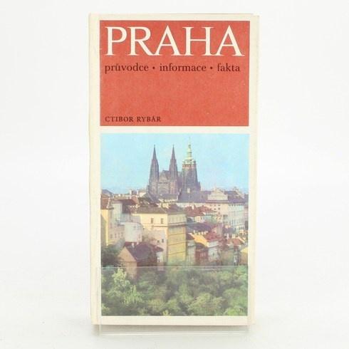 Praha - průvodce, informace, fakta - C.Rybár