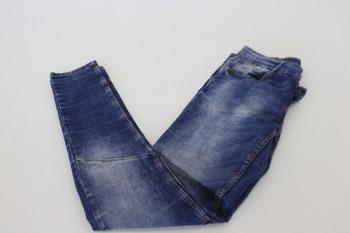 Pánské džíny Chillin modré