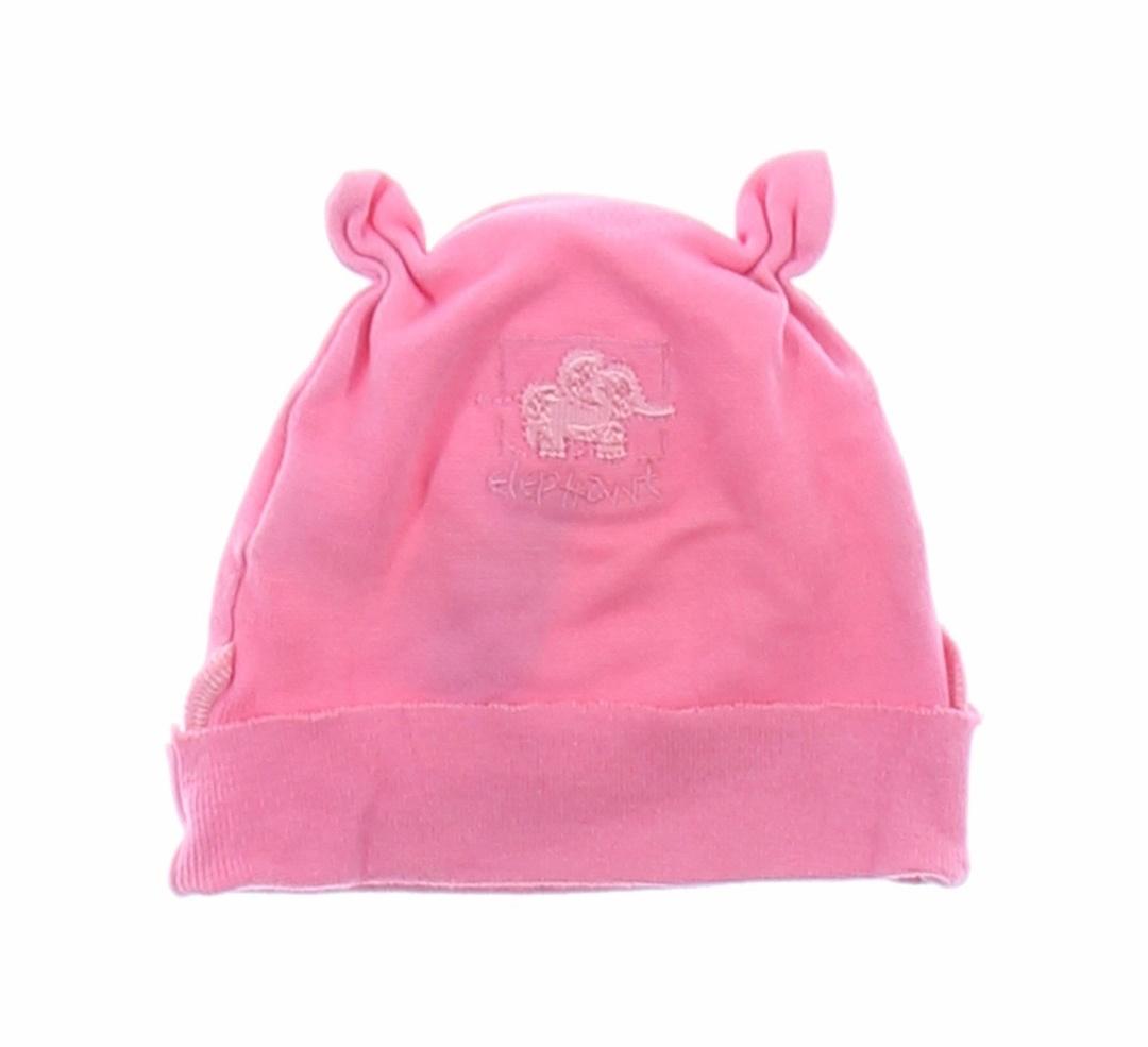 Dětská čepice Elephant růžová