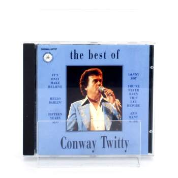 Hudební CD The best of Conway Twitty Conway Twitty