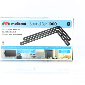 Držák TV Meliconi Sound Bar 1000