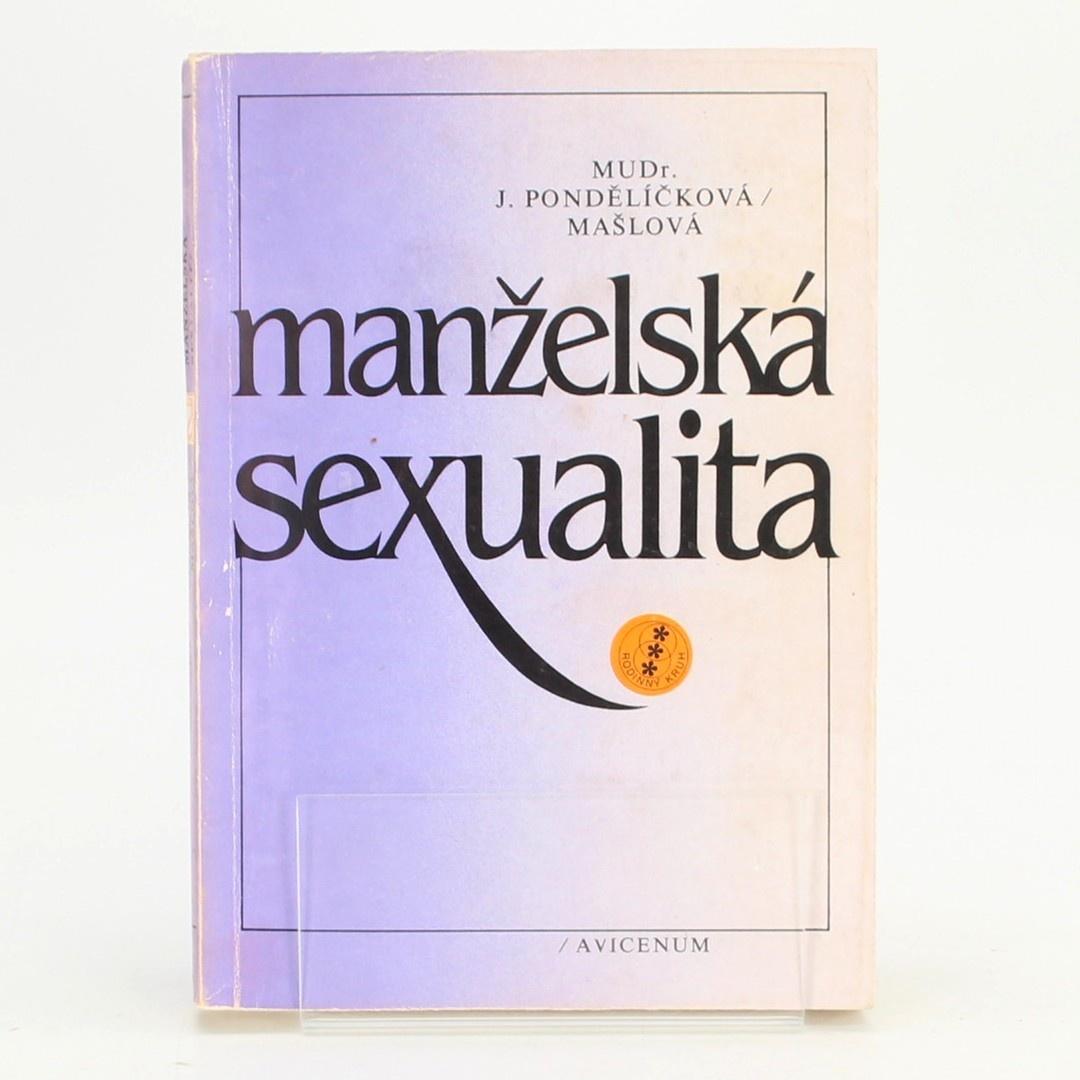 Kniha Manželská sexualita J. Pondělníčková Mašlová