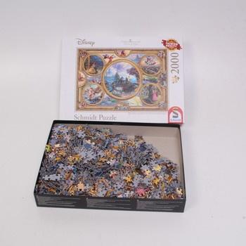 Puzzle Disney 2000 Schmidt 59607