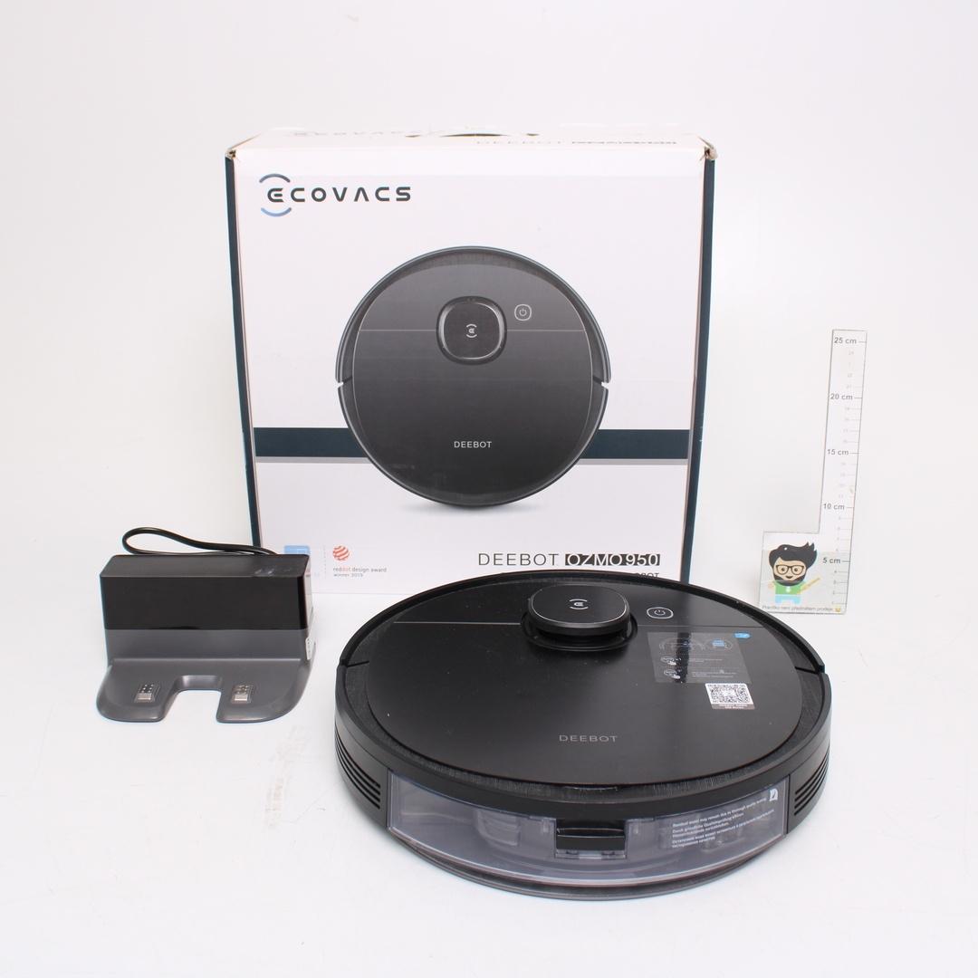 Robotický vysavač Ecovacs Deebot Ozmo 930