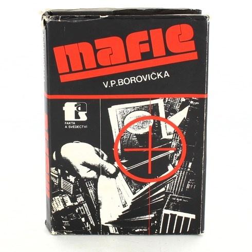 Kniha Václav Pavel Borovička: Mafie
