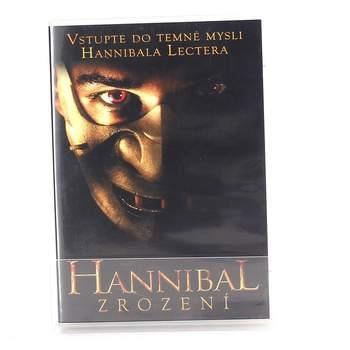 DVD Hannibal zrození: temná mysl