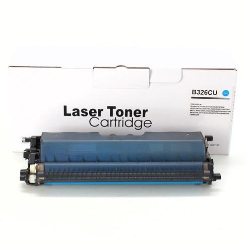 Toner Brother B326CU azurová